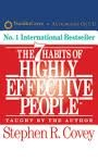The 7 Habits of Highly Effective People [Abridged, Audiobook, CD] 1st (first) edition
