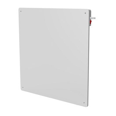 Eco-heater T400DS Panel Ceramic Convection Heater with Thermostat, 400-watt