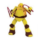 TMNT Collectible Puzzle Erasers - Michaelangelo