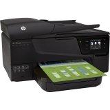 Hp Officejet 6700 H711n Inkjet Multifunction Printer - Color