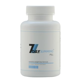 7 DAY SLIMMING PILL - Advanced Weight Loss Formula