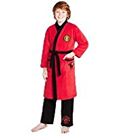 Manchester United Dressing Gown with StayNEW™