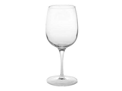 Bormioli Luigi Palace Set Vap à Vin Blanc, Verre Sonore, Transparent, 32,5 cl, 6 Pièces