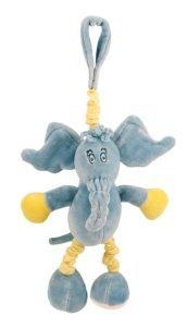 Miyim Plush Stroller Toy,Dr. Seuss Horton front-200685