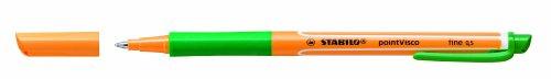 Stabilo pointVisco - Bolígrafo con tinta de gel, verde
