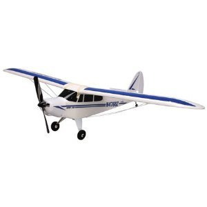 Super Cub LP BNF (Transmitter is sold separately)