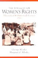 Struggle for Womens Rights Theoretical &…