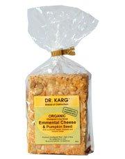 Dr Karg Cheese & Pumpkin Crispbread 200g