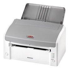 Oki B2200 B&W Usb Led Printer