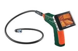 EXTECH 4NUP9 Borescope with Wireless Monitor