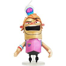Fanboy Chum Chum Exclusive 3 Inch Action Figure Boog Head Bobbing Action
