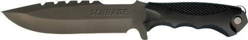 Schrade Schf27 Extreme Survival Full Tang Fixed Blade Knife And Tool
