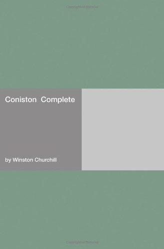 Coniston  -  Complete