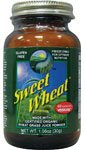 Sweet Wheat Large Wheatgrass Capsules