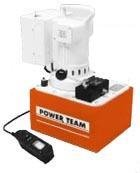 Power Team Electric Hydraulic Pump - Single Acting Pe553