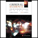 img - for Criminal Evidence for Law Enforcement Officers 5th edition by Larry E. Holtz (2005) Paperback book / textbook / text book