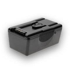 Batterie de qualité - Batterie pour Profi Videocamera Panasonic AJ-HDC27FP - 10700mAh - 14,4V - Li-Ion