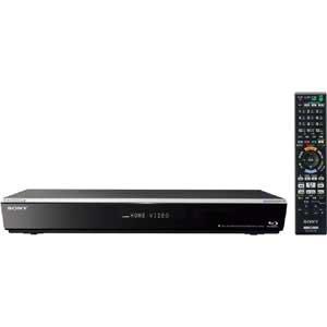 ソニー デジタルHDチューナー内蔵HDD 2TB搭載ブルーレイディスク/DVDレコーダー BDZ-ET2000