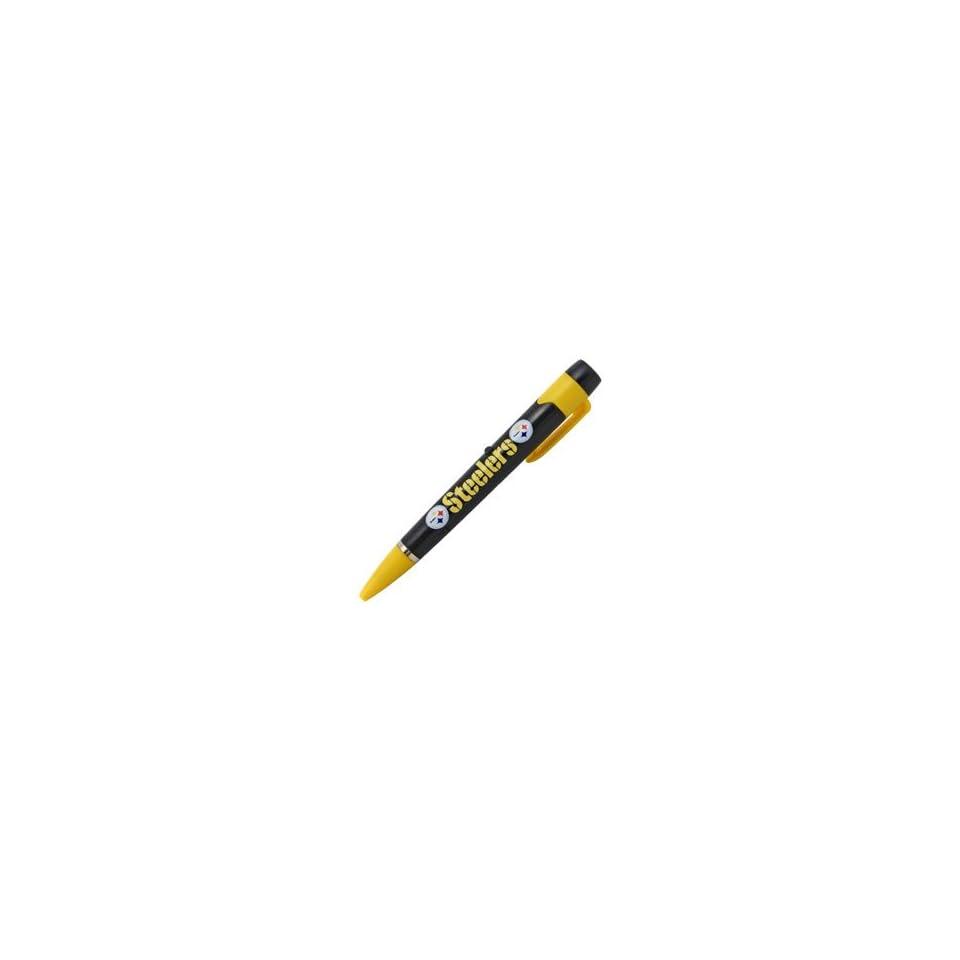 Pittsburgh Steelers Team Logo Light Up Pen Sports