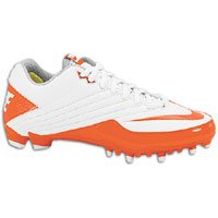 Nike Speed TD Molded Mens Football Cleats White Orange Flash by Nike