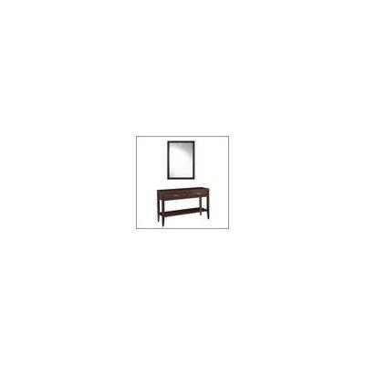 Cheap Cordova Console Table and Mirror Set (5911 / 5917)