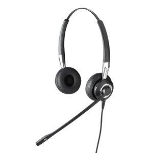 Jabra BIZ 2400 Duo Ultra Noise Cancelling Micro-casque