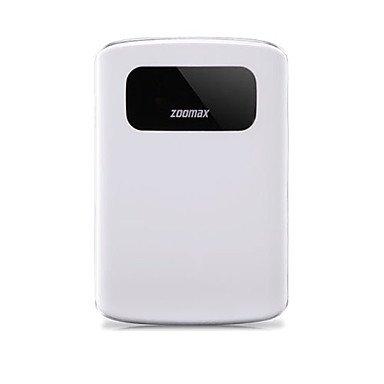 11200mAh Zoomax LP848 Portable Power Bank External Photo