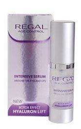Regal Anti-aging Eye and Lip Serum- Argireline & Ha Hyaluronic Acid - Botox Effect, Remove Wrinkles,