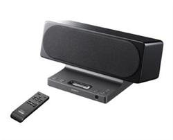 Sony SRSGU10iP 2-Channel Dock speaker for iPod and iPhone (Black)