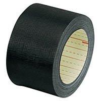 コクヨ T-N450D 製本テープ布タイプ50mmX10m 黒