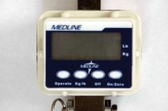 Medline Mdselscale Patient Lift Digital Scale For Electric Lift