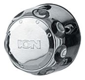 Mr. Lugnut C1700 Plastic Center Cap for 170 5-135 Wheels (Mr. Lugnut)
