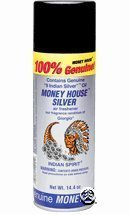 Money House Blessing Silver Indian Spirit Air Freshener 14.4 oz. by E. Davis (Fragrence Spray compare prices)