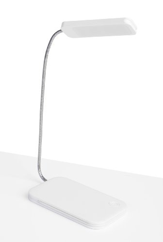 Jumbl JUMMINILED Super Bright Mini Gooseneck Multi-Task Desk Lamp