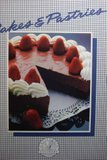 img - for Cakes & pastries (Easy & elegant meals) by Olivia Erschen (1985-08-02) book / textbook / text book