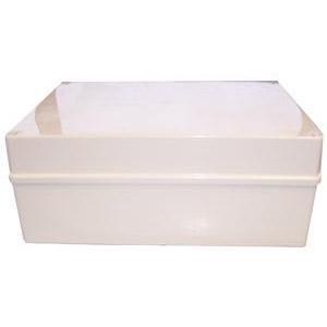 Plain Sided Ip56 Box - 300 X 220 X 120Mm