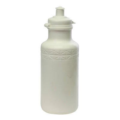 California Springs Water Bottle 22oz White