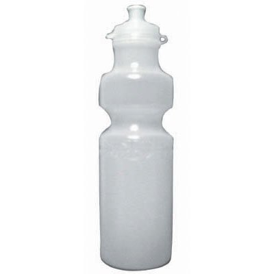 California Springs Water Bottle 22oz Clear