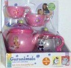 Baby Garanimals Bath Toys Bath Tub Tea Party Pink Set