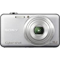 Sony Cyber-shot DSC-WX50 16.2 MP Digital Camera with 5x Optical Zoom and 2.7-inch LCD  (Silver) (2012 Model)