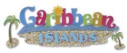 Bulk Buy: Jolee's Boutique Title Wave Stickers Caribbean Islands SPJT-58 (3-Pack)