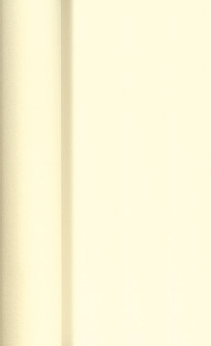 Duni Dunicel Tischdeckenrolle Champagner 1,25 m x 10 m, Tischdecke Champagner, Papiertischdecke Champagner, Tischdecke Hochzeit, Tischdeckenrolle, Tischdekoration Champagner
