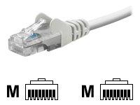 Belkin - Network cable - RJ-45 (M) - RJ-45 (M) - 5 ft - ( CAT 5e ) - molded - white 5FT CBL CAT5 ENH PATCH RJ45 M/M SNAGLESS WHT Manufacturer Part Number A3L791-05-WHT-S