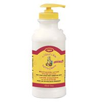 Canus Goat's Milk Skin Care Lil' Goat's All Natural Moisturizing Lotion 16 oz. with pump (Pack of 5)