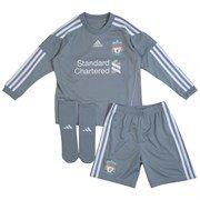 "Liverpool Goalkeeper Kit 2010/12 – Infants – 22""-24"" Chest 3-4 years"