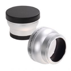 Digital High Definition 2X 37Mm Telephoto Lens Japan Optics