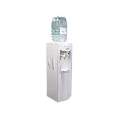 Water-Cooler-Dispenser-Floor-Standing-White
