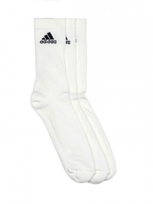 Adidas Adidas Flat Knit Ankle Socks White Colours