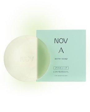 ノブ A アクネソープ 洗顔料・70g・医薬部外品