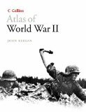 Collins Atlas of World War II (0007214650) by Keegan, John